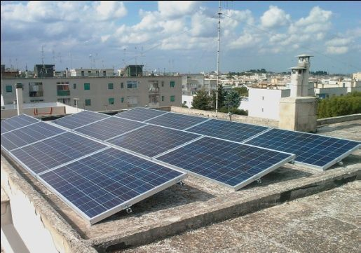 solar panel supplier delhi